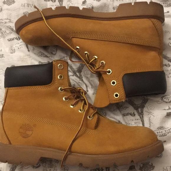 Timberland Boots Size 8 Men's 10 Women's